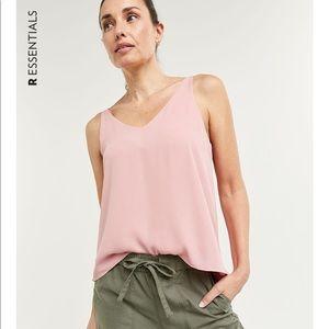 🍉25% OFF Plus Sz 3X Reversible Cami - Blush color